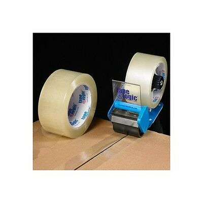 """Tape Logic Acrylic Tape, 2.6 Mil, 3"""" x 110 yds., Clear, 6/Case"""