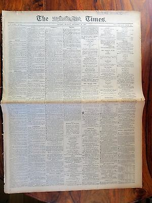 The Times December 30 1918 Original Newspaper -  Full Election Results
