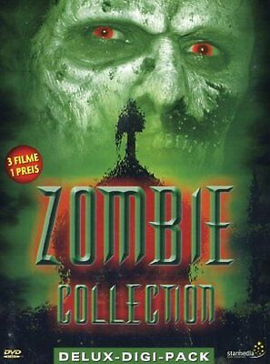 Zombie Collection - Herr der Zombies - White Zombie - u a. Delux-Digi-Pack - DVD