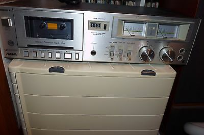 Vintage Panasonic Cassette Deck - Model Rs635  Working Order - Silly Cheap!