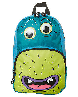 New Rusty Boys Tots Boys Ripping Backpack Mesh Backpack Blue