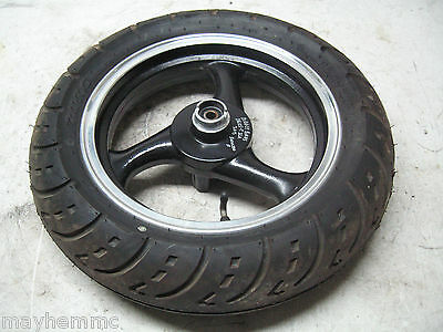Direct Bikes Scorpion 125 Db125T-32A Front Wheel And Tyre  *fast Postage*