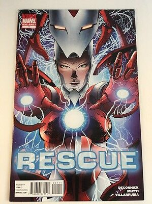 Rescue #1 (July 2010, Marvel)