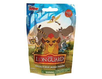 The Lion Guard Mini Figure Blind Packs SERIES 3 - 1 OR 5 Bags Supplied  NEW