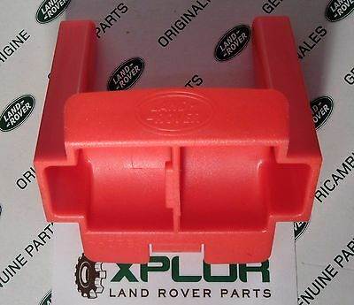 GENUINE LAND ROVER DISCOVERY 3 & 4 and RANGE ROVER SPORT TOW BAR PROTECTION CAP