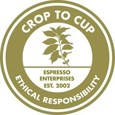 NEW Specialty Blend: Auspresso coffee beans Crop to Cup kg