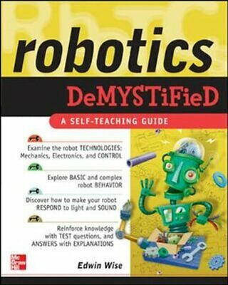 Robotics Demystified by Edwin Wise 9780071436786 (Paperback, 2004)