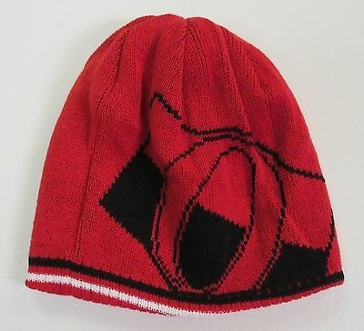 9d86b4136 NHL OTTAWA SENATORS Reversible Red W/ Large Logo Beanie Cap Stocking Hat  *New*