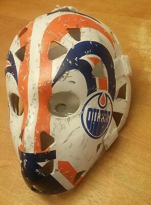 grant fuhr replica mask