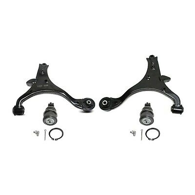Control Arm Kit For 2001-2005 Honda Civic Front Left and Right Lower 4Pc