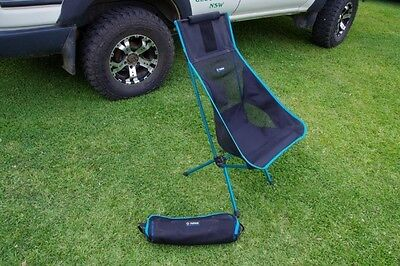 New Helinox High Back Chair Lightweight Camping Furniture