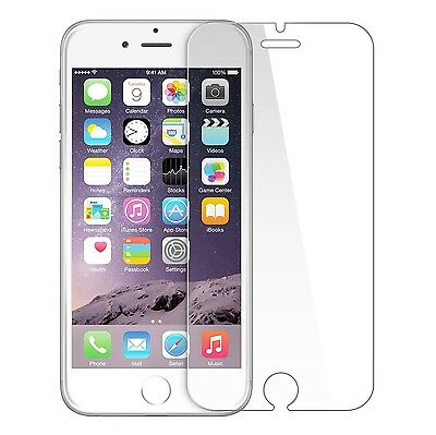 3X 100% Genuine Tempered Glass Film Screen Protector for Apple iPhone 6  6S 4.7""