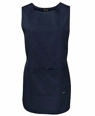 NEW Apron Pop Over Hospitality Cleaning smock JbsWear Size S or L -5PF