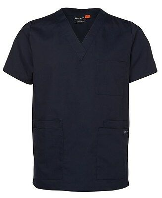 UNISEX Scrubs Top Medical Hospital Scrubs Men's Ladies Jbswear JBs