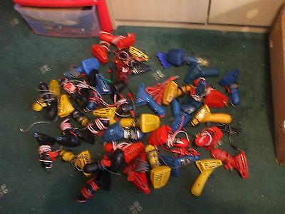 Collection Of 40 Scalextric Hand Held Speed Controllers
