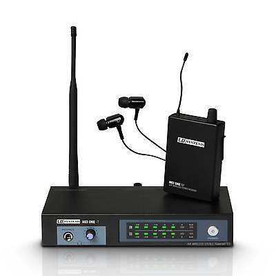 LD Systems LDMEIONE1 - Wireless In-Ear Monitoring System 863.700MHz