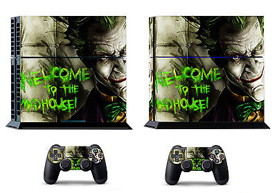 Shop For Cheap Ps4 Slim Vinyl Protector Skin Sticker 0007 Joker 2 Controller Skins