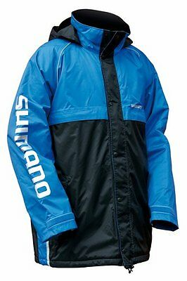 Shimano Thermojacke Padded Logo Jacket Winterjacke 5000mm Wassersäule
