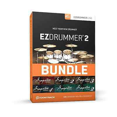 Toontrack EZdrummer 2 Songwriters Edition (Serial Download)