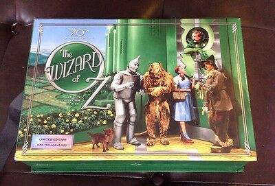 the wizard of oz ultimate collectors edition set, no blu ray included, 70th