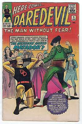 Daredevil (Vol 1) #   5 (VG+) (Vy Gd Plus+)  RS003 Marvel Comics ORIG US