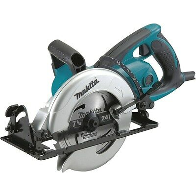 "Makita Tools 5477NB Builders 15 Amp Electric 7-1/4"" Hypoid Circular Saw w/Blade"