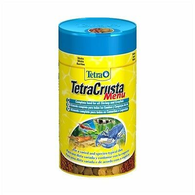 TETRA CRUSTA MENU 52g/100ml Complete food for Shrimp & Crayfish 4004218189492 • EUR 10,36