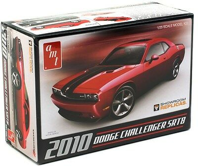 AMT 2010 Dodge Challenger SRT8 model kit 1/25  ON SALE!!