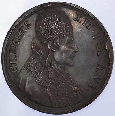 Italy - Clement XII Year 6 (1736) Annual papal medal