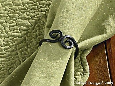 Knotted Napkin Rings - Set of 4