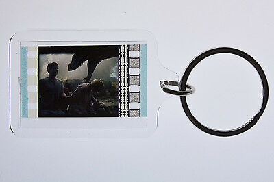 Jurassic Park 3 - 35mm Film Cell Key Ring, Keyfob Gift for the Movie Buff