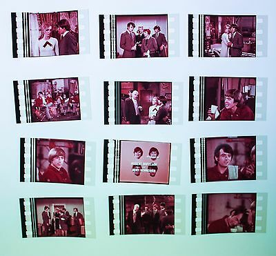 Monkees - 12  pack - 35mm Film Cell Lot FREE POSTAGE