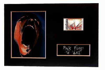 Pink Floyd - The Wall -  6 x 4 Unframed movie film cell display great gift
