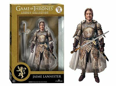 Funko Legacy Collection Game Of Thrones - Jaime Lannister Articulated Figure Toy