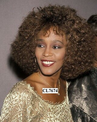 Whitney Houston at the 21st Annual Songwriters Hall of Fame Induction Photo