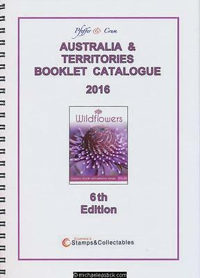 Australia and Territories Booklet Catalogue by Pfeffer & Crum - 6th Edition
