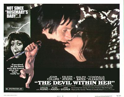 Devil Within Her, The 11x14 Lobby Card #7