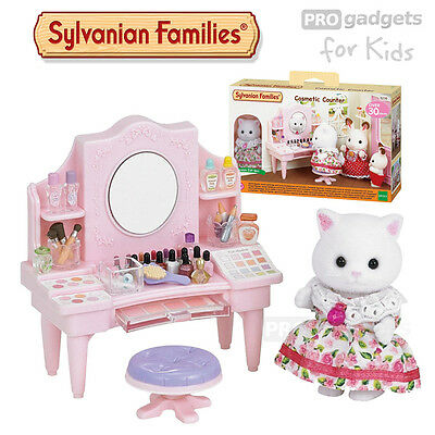 Genuine Sylvanian Families Cosmetic Counter SF5235 for age 3+