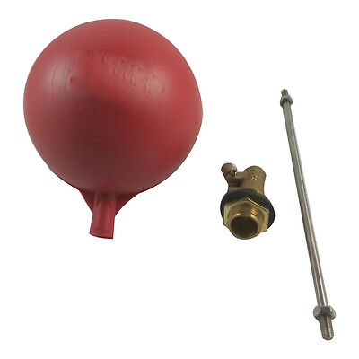 "1/2"" Brass Float Valve Plastic Float Tank & Expansion Tanks & Cistern Hot sale"
