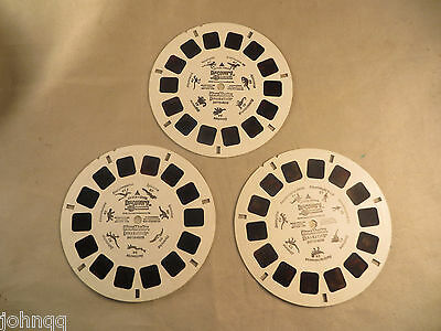 View-Master 34715, Discovery Channel Dinamation Dinosaurs, 3 Reel Set