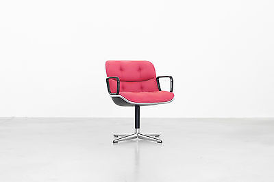 Charles Pollock Office chair for Knoll International