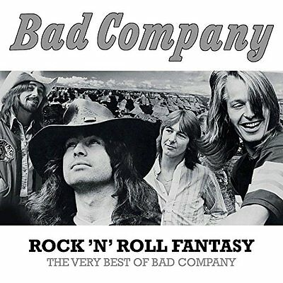 NEW Rock 'N' Roll Fantasy: The Very Best Of Bad Company (Audio CD)