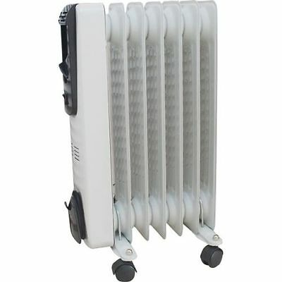 Kingfisher 1500Watt Oil Filled Portable Radiator