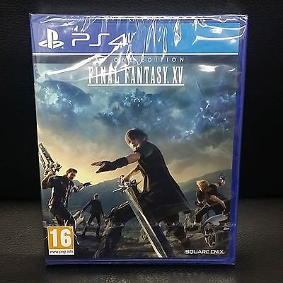 Final Fantasy XV (Day One Edition) PS4 Game FF 15 (English / Japanese) IN STOCK
