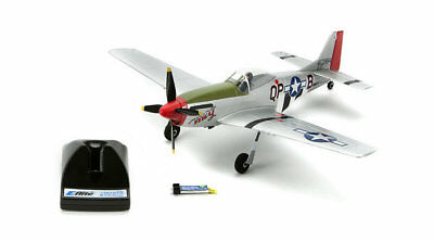 Parkzone Ultra-Micro P-51D Mustang, Bnf (Pkzu2480)