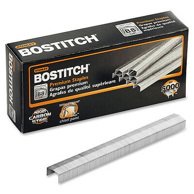 Stanley Bostitch Staples B8R 6mm STCRP2115 - 5000 Pack
