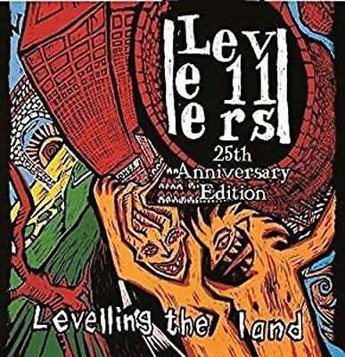 LEVELLERS Levelling The Land 25TH ANNIV LP Vinyl NEW