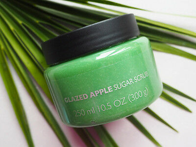 The Body Shop Limited Edition Glazed Apple Sugar Scrub 250ml