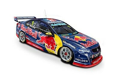 Red Bull Racing Decals for 1:64 scale Hot Wheels