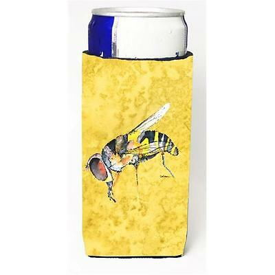 Bee On Yellow Michelob Ultra bottle sleeves For Slim Cans 12 oz.